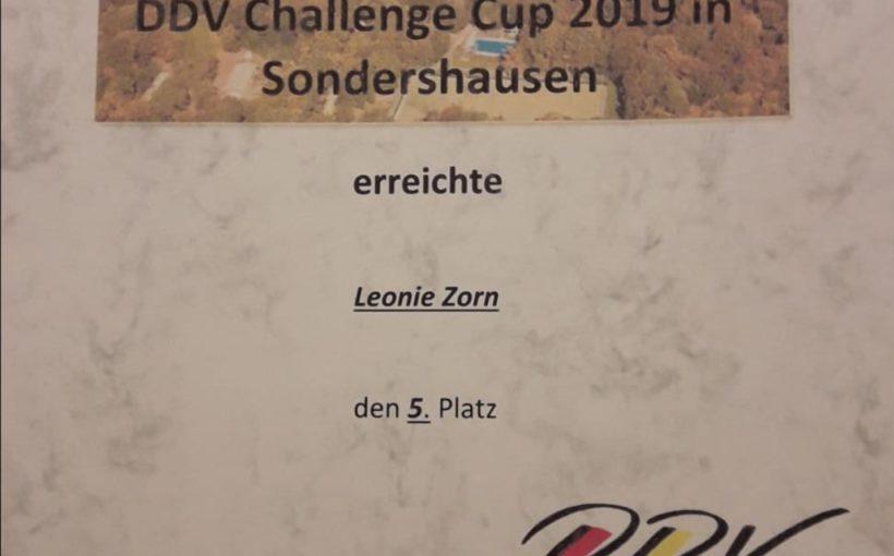 DDV Challenge Cup 2019